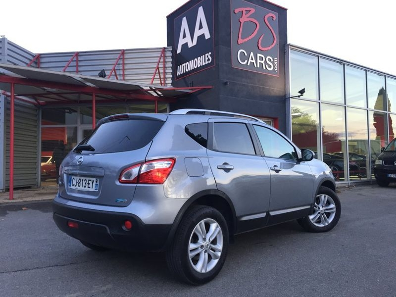nissan qashqai 1 6 dci 130cv tekna d occasion castelmaurou aa automobiles. Black Bedroom Furniture Sets. Home Design Ideas