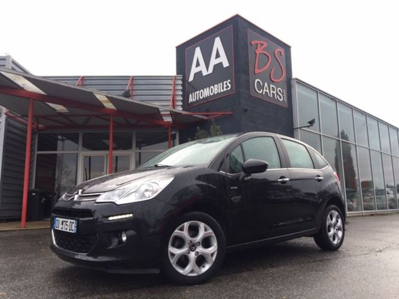 Citroen C3 1.6 HDi 110 Exclusive Fap Essence  Occasion à vendre