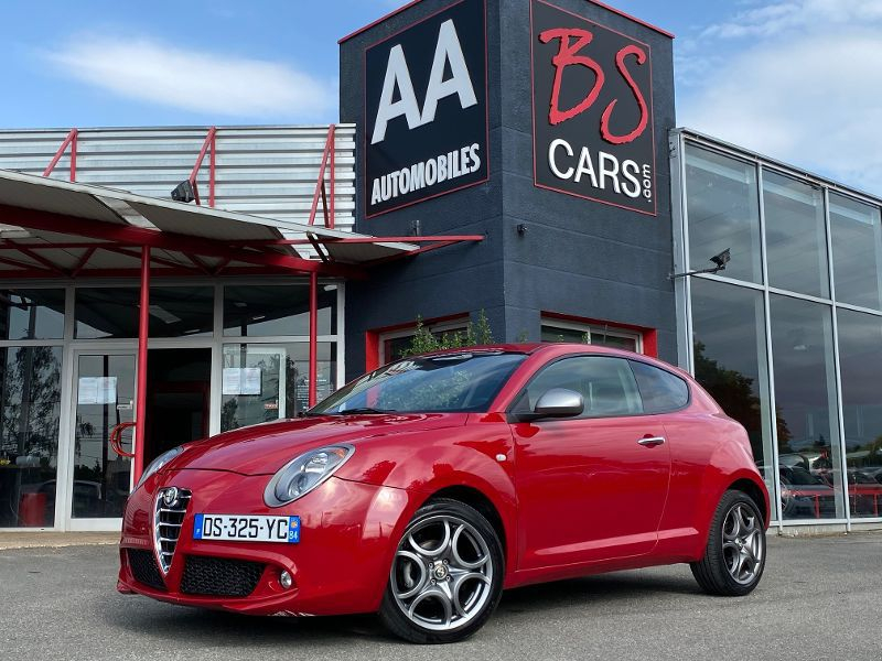 Photo 1 de l'offre de ALFA ROMEO Mito TWIN AIR SPRINT à 7990€ chez AA automobiles